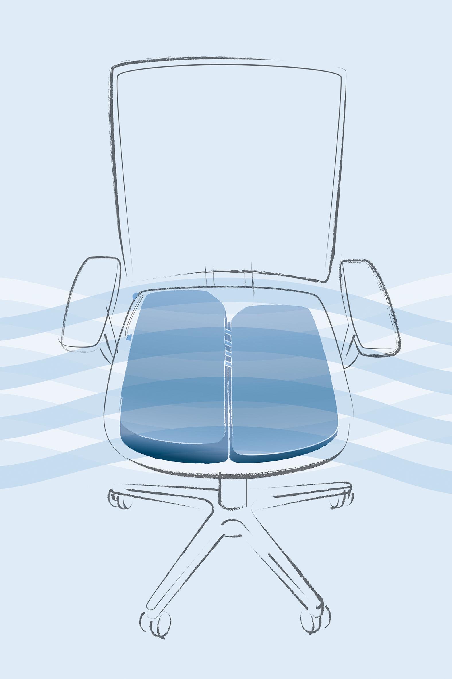 Air-Seat von Köhl
